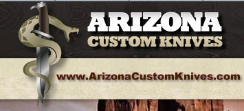Arizona Custom Knives logo