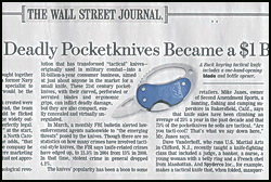 July 25, 20006 WSJ Article