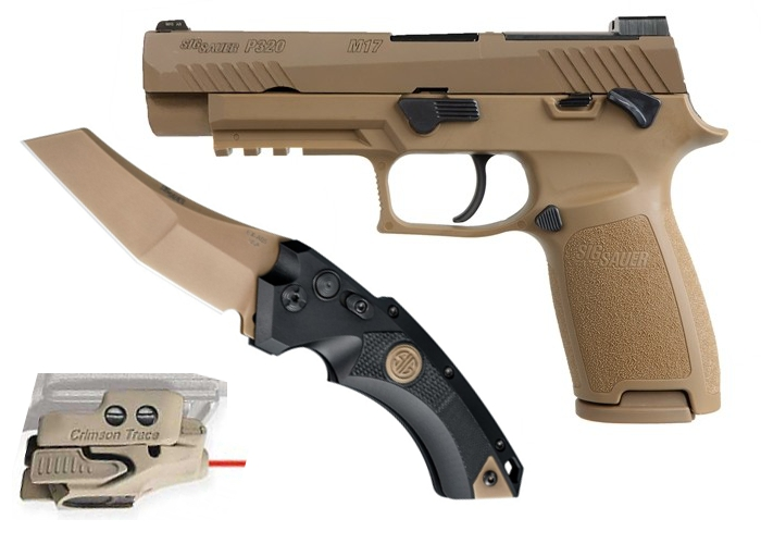 SIG P320-M17 2019 – Knife Rights